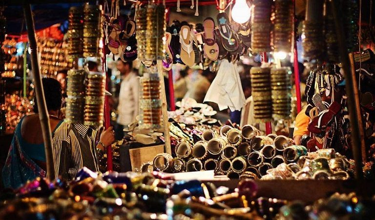Places for buying Traditional Souvenirs